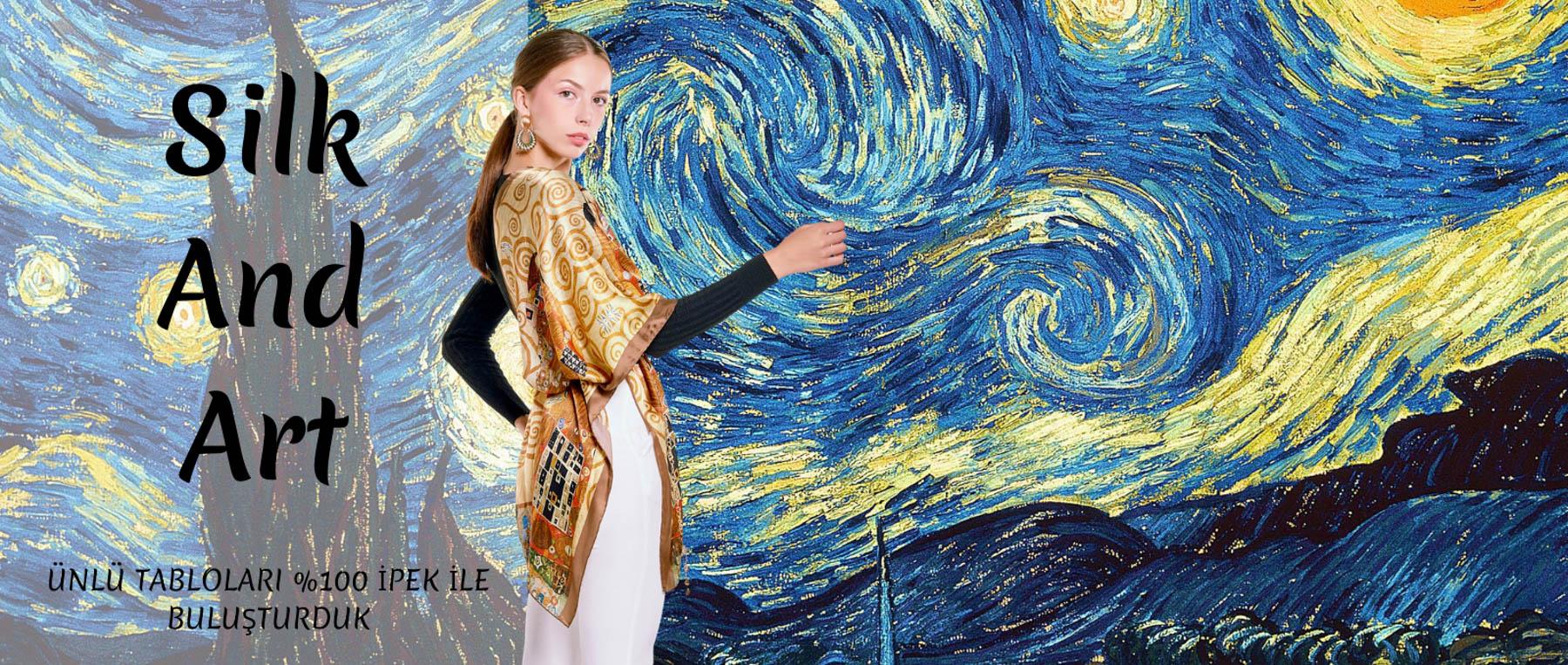 Silk And Art